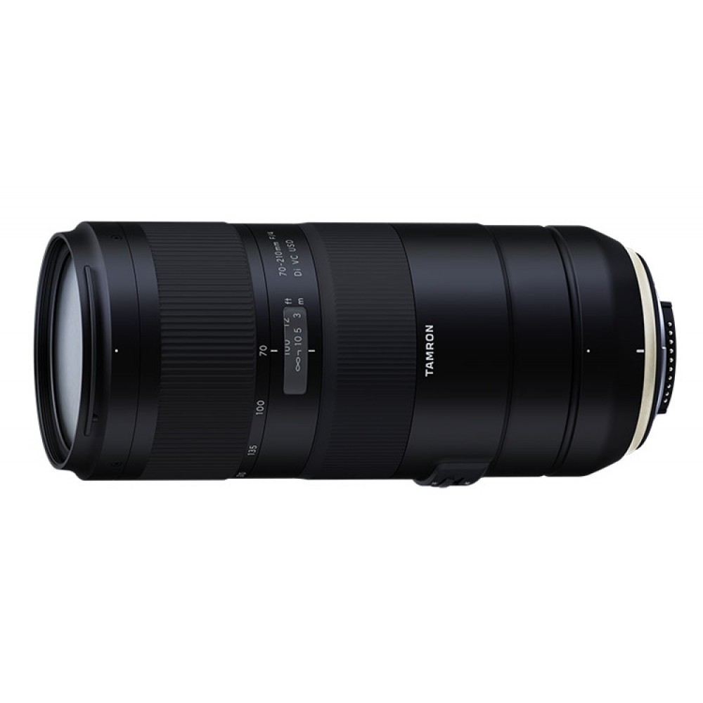 Объектив Tamron 70-210mm F/4 Di VC USD для Nikon